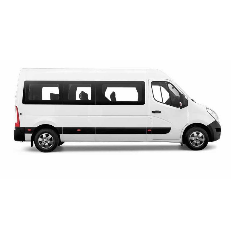 Vans para Turismo
